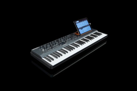 Modal Electronics announces ARGON8 M and ARGON8X polyphonic synthesizers