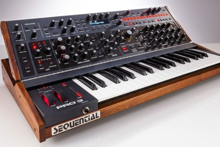 NAMM 2020 leak – the new Sequential Pro 3 hybrid synthesizer