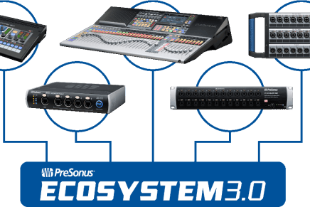 PreSonus Releases the Next Advancement in its AVB Ecosystem