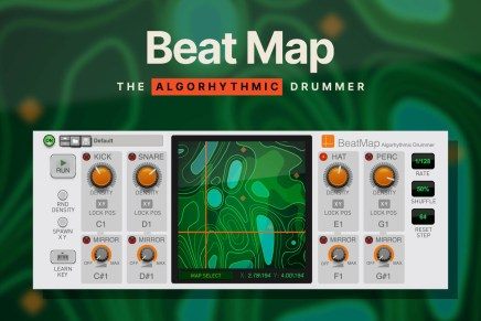 Reason Studios launches Beat Map
