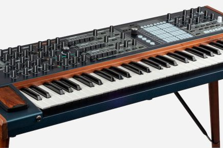 Arturia unveils new flagship synthesizer the PolyBrute