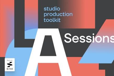 Orchestral Tools announces LA Sessions