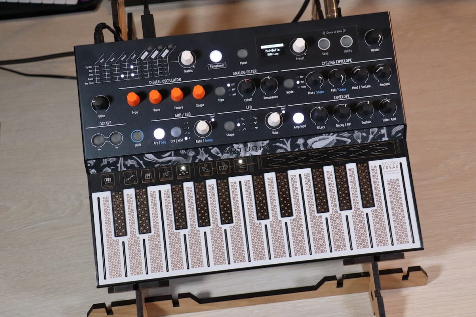 Gearjunkies video – Best patches of the Arturia MicroFreak Firmware V3