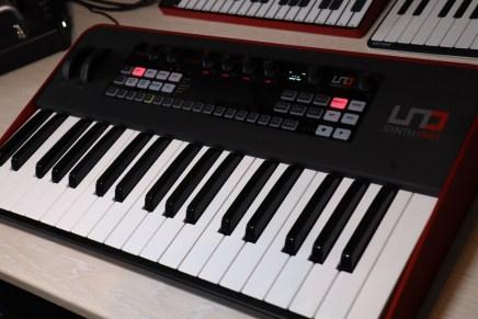 Gearjunkies video – IK Multimedia UNO Synth Pro sounds