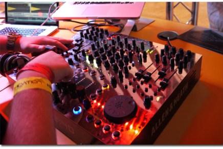 A Special Custom Xone: 4D by DJ Dan Guest