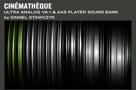 AAS Ultra Analog VA-1 and AAS Player sound bank