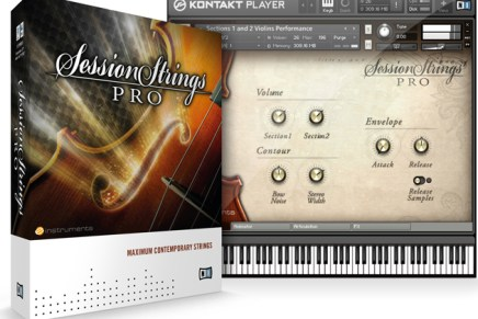 Native Instruments Introduces SESSION STRINGS PRO