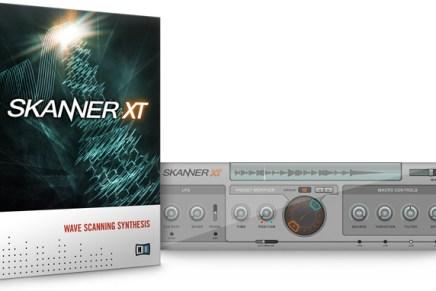 Native Instruments Introduces SKANNER XT Komplete Instrument