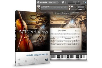 Native Instruments introduces Action Strings