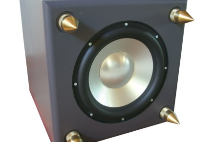 Unity Audio introduces The Avalanche Subwoofer