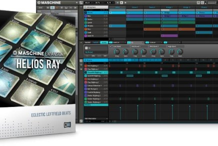 HELIOS RAY – New MASCHINE Expansion from Native Instruments