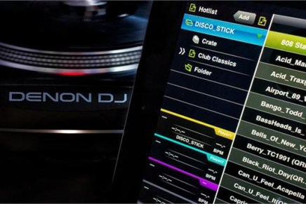Denon Engine DJ Update V1.1.0 Available Now