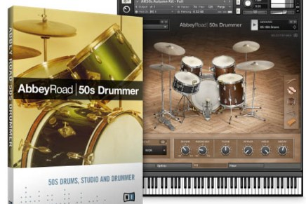 Native Instruments introduces ABBEY ROAD 50s DRUMMER