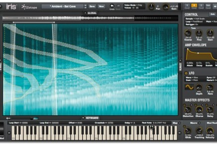 Closer Look at iZotope Iris Sampling Re-Synthesiser – Video