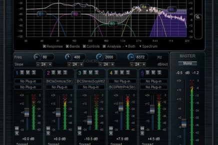 Blue Cat Audio MB-7 Mixer 2 update available