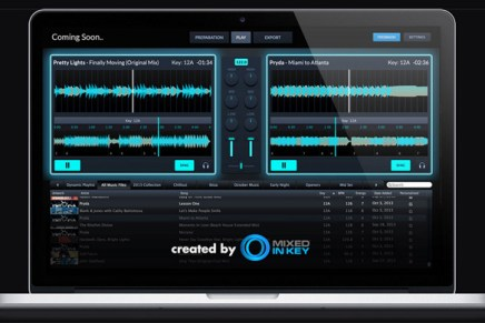 Mixed In Key announces new DJ Mix Software