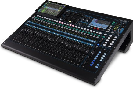 Allen & Heath Introduces the Qu-24 digital mixer
