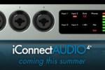 iConnectAudio4+ – New audio/MIDI interface from iConnectivity