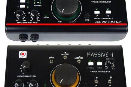 SM Pro Audio introduces Active and Passive M-Patch