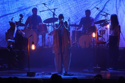Ane Brun on tour with Allen & Heath iLive and ME System