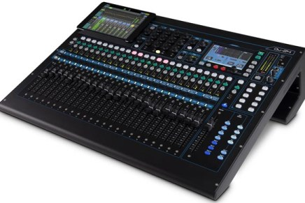 New Firmware available for the Allen & Heath Qu Mixer Series