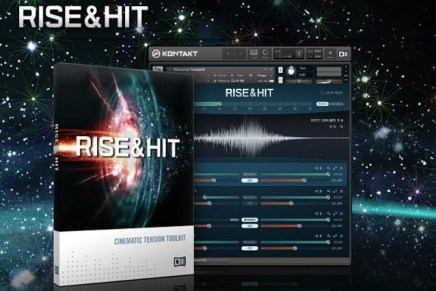 Tension and Suspense with Rise & Hit from Native Instruments