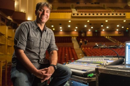 Don Williams Tours and Records with Presonus StudioLive