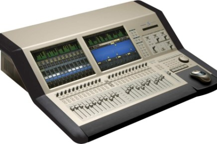 Mackie dXb200 digital production console now shipping