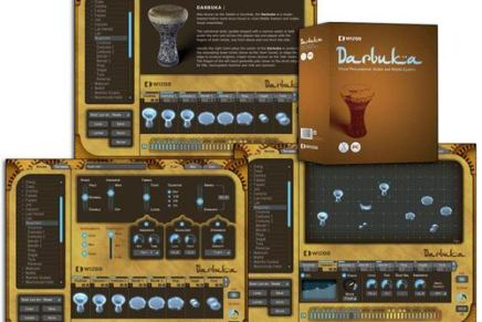 Wizoo announces two new percussion plugins