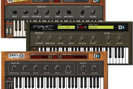 NI XPRESS KEYBOARDS demo versions now available!