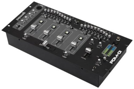 Gemini redesigned the PDM rackmount mixers series