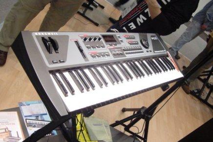 Kurzweil announces the PC161