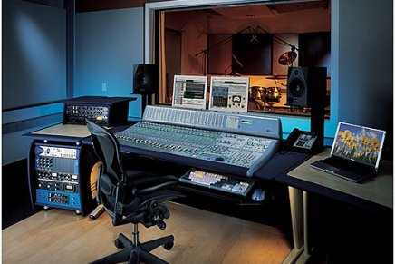 Digidesign announces ICON D-Command console