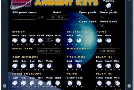 MHC releases Ambient Keys