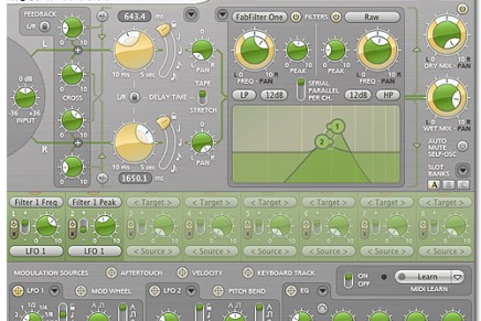 FabFilter releases FabFilter Timeless and Simplon