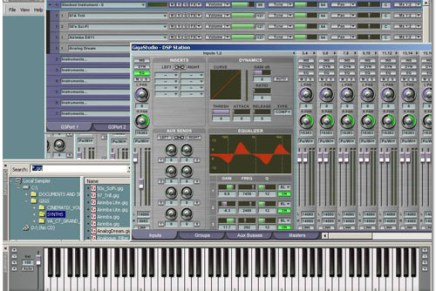 TASCAM updates GVI to version 3.51