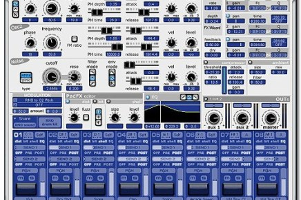 AraldFX releases DKS Advanced Drum Synthesizer