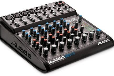 Alesis introduces MultiMix USB 2.0 series mixers