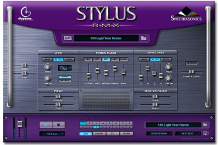 Universal Binary update for Stylus RMX