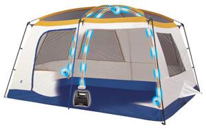 The N!ergy Tent