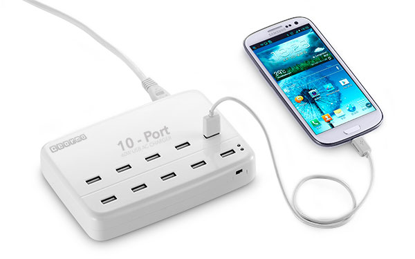 Image result for smartphone charger station
