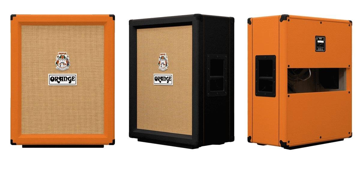 NAMM 2018 Orange Rocker 15 Terror Orange Crush Mini and