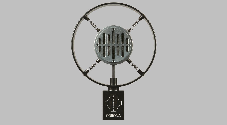 Sontronics Unveils The Corona A Retro Style Dynamic Vocal