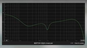 Bertom EQ Curve Analyzer