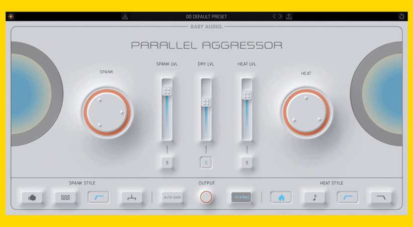 Baby Audio Parallel Aggressor - 2