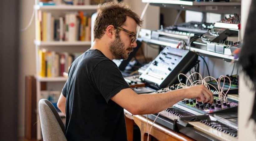 Max Ravitz - Moog Music