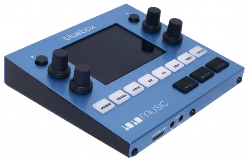 1010 Music BlueBox - side