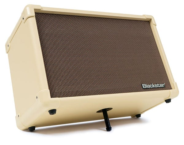 Blackstar ACOUSTIC:CORE 30 with tilt back stand