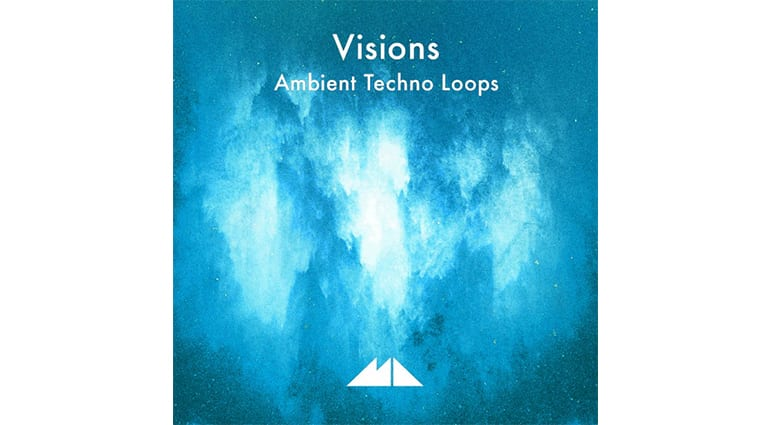 modeaudio visions ambient techno loops sample pack artwork