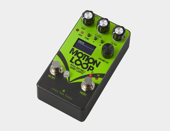 Free the Tone Motion Loop ML-1L